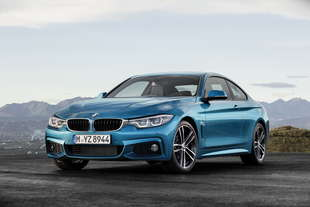 bmw serie 4 2017 restyling
