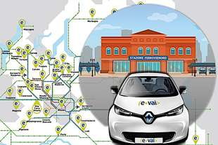 e vai 30 car sharing treno