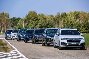 super test 7 maxi suv confronto