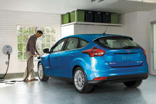 ford focus elettrica nuove batterie