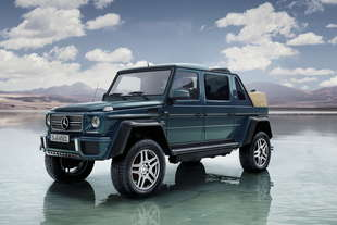mercedes maybach g650