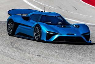 nio ep9 elettrica record al circuit of the americas