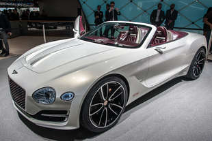bentley exp 12 speed 6e elettrico