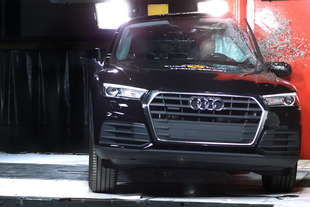 crash test euroncap 2017 Q5 Discovery C HR 500 Ka+ C3