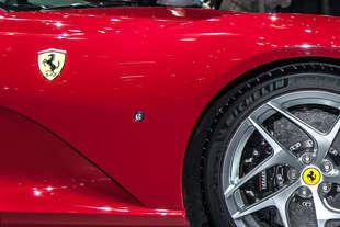 ferrari motore v6 turbo