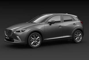 mazda cx 3 versione luxury edition