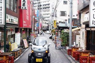 nissan un nuovo car sharing elettrico