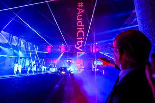 audi city lab 2017 design week