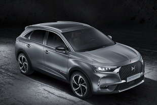 ds7 crossback ordinabile la premiere