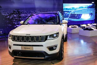 jeep compass serata inviti milano