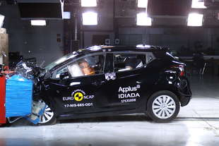 crash test euro ncap kodiaq countryman micra swift