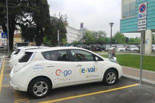 e vai 3 0 il car sharing elettrico pendolari