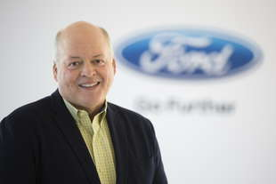 ford nuovo ceo James Hackett