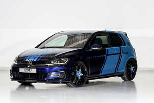 volkswagen golf prototipi worthersee 2017