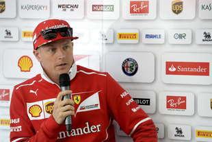 formula 1 raikkonen ferrari anche nel 2018