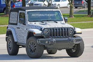 jeep wrangler 2018 spy