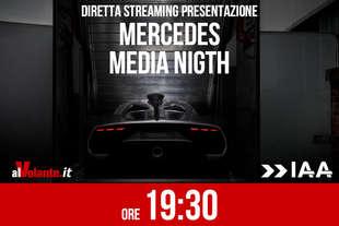 francoforte 2017 presentazione mercedes media night diretta