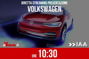 francoforte 2017 presentazione volkswagen diretta