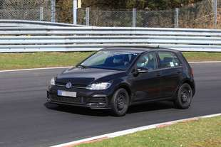 volkswagen golf 8 2019 spy