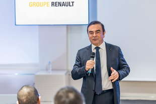 carlos ghosn lascera prima del 2022