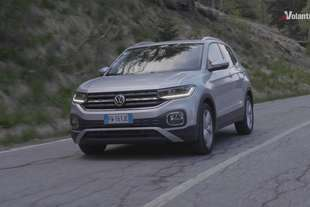 volkswagen t cross videoprova