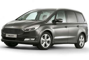 ford galaxy smax mondeo