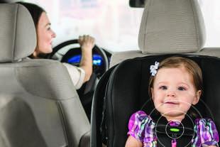 come non dimenticarsi bimbini auto