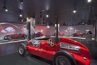 alfa romeo eventi al museo arese il 107 anniversario
