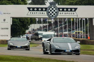 goodwood festival of speed al via edizione 2017
