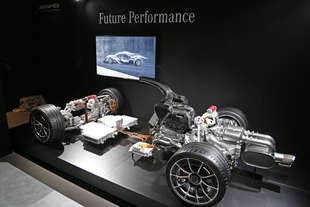 mercedes amg project one powertrain