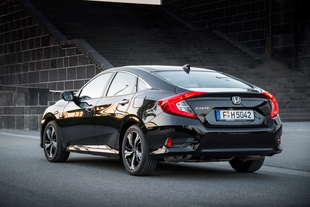 honda civic 4 porte 2017