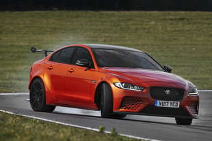 jaguar xe sv project 8 600 cv