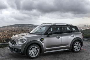 mini countryman cooper s e ibrida