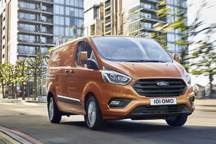 ford transit e tourneo custom 2018