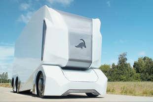 einride t pod il camion elettrico e autonomo