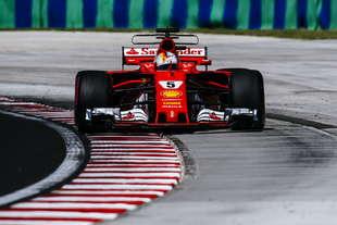 formula 1 2017 risultato qualifiche gp ungheria pole vettel orari diretta gara tv