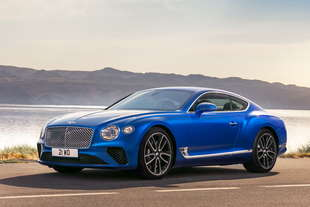 bentley continental gt 2018 caratteristiche foto
