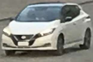 nissan leaf 2018 spy