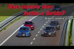 prova confronto Kia Rio Nissan Micra Suzuki Swift Toyota Yaris