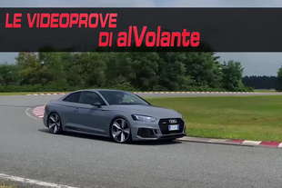 audi rs 5 coupe 2017 prova nurburgring