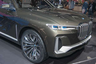bmw concept x7 iperformance francoforte 2017