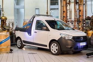 dacia dokker arriva il pick up