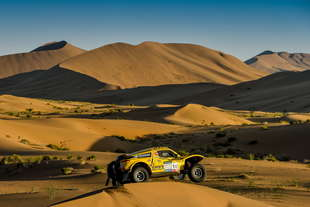 dakar series china rally 2017 6deg tappa