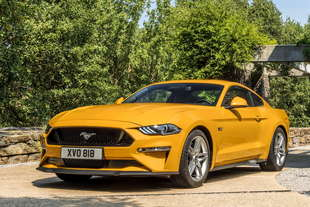 ford mustang 2018 restyling europa