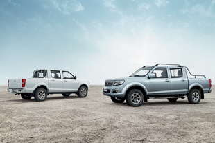 nel 2020 un pick up psa changan