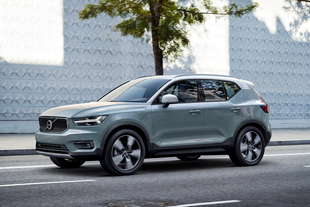 care by volvo volvo xc40