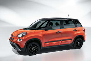 fiat 500l city cross prezzo