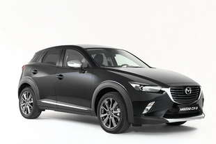 mazda cx 3 limited edition pollini