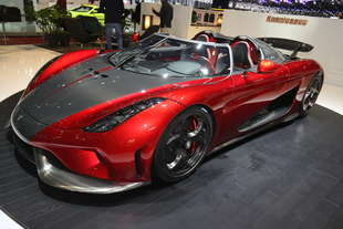 koenigsegg regera video crash test
