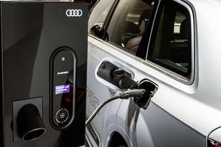 audi smart energy network rete energetica intelligente